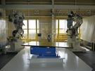 株式会社ダイヘン  ガントラロボット